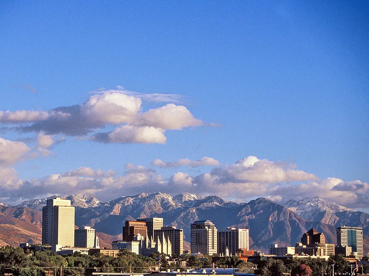 18. Salt Lake City