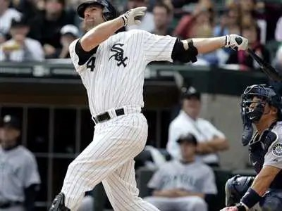 #8 Paul Konerko, Chicago White Sox