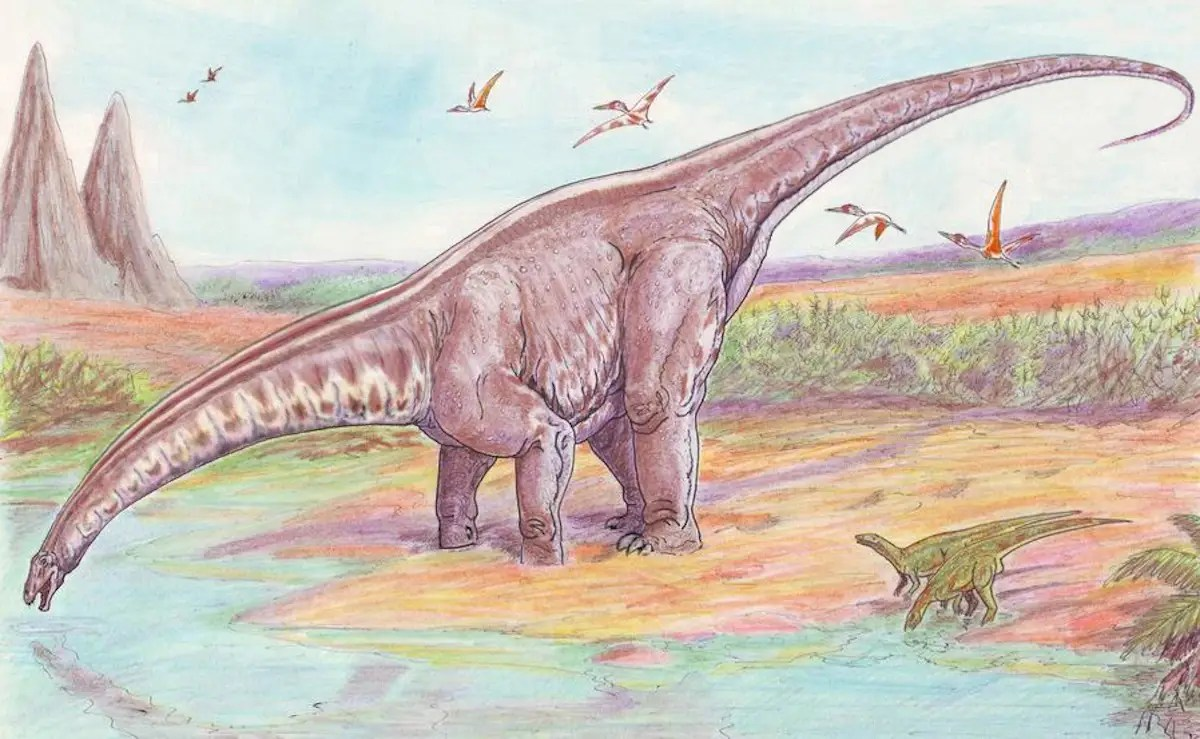 Many people would call the dinosaur below a Brontosaurus — even Michael Crichton did in Jurassic Park — but it is actually called the Apatosaurus. The myth was started by two feuding paleontologists during the Bone Wars, 130 years ago.