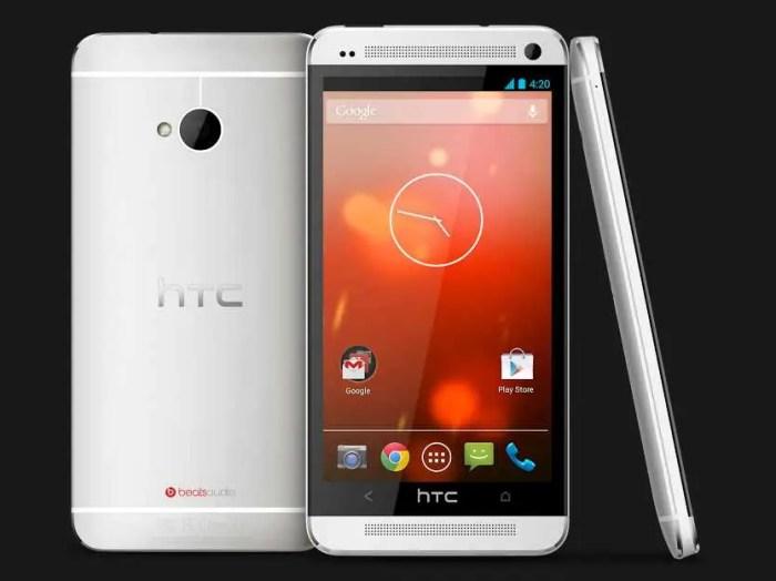 #2 HTC One Google Edition