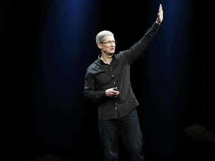 Apple has matching charitable contributions for employees.