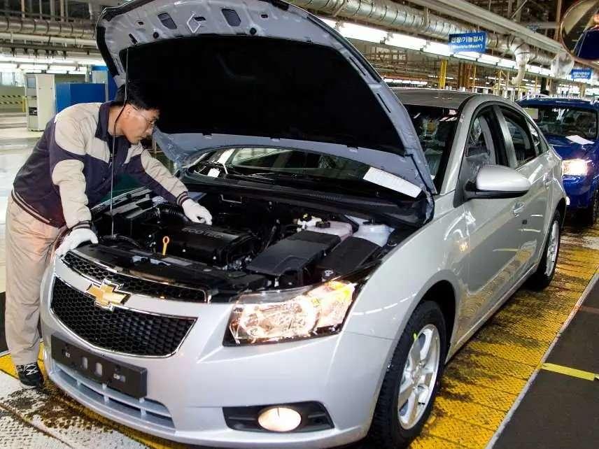 37. General Motors is held by 21 funds
