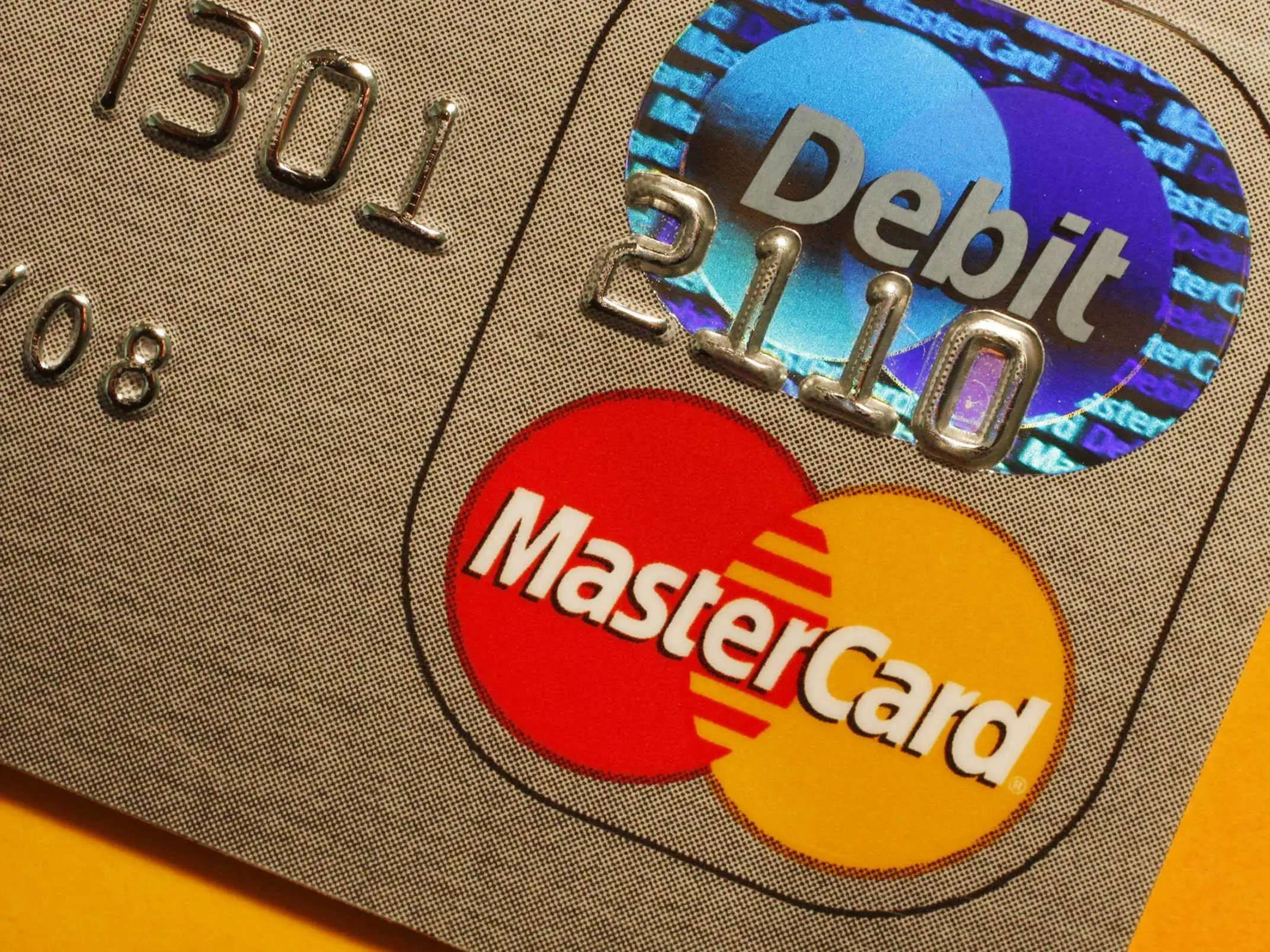26. Mastercard is held by 17 funds