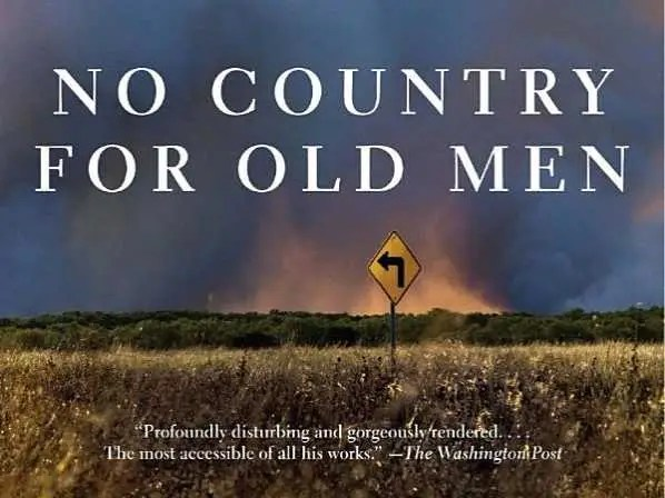 "TEXAS: ""No Country for Old Men"" by Cormac McCarthy"