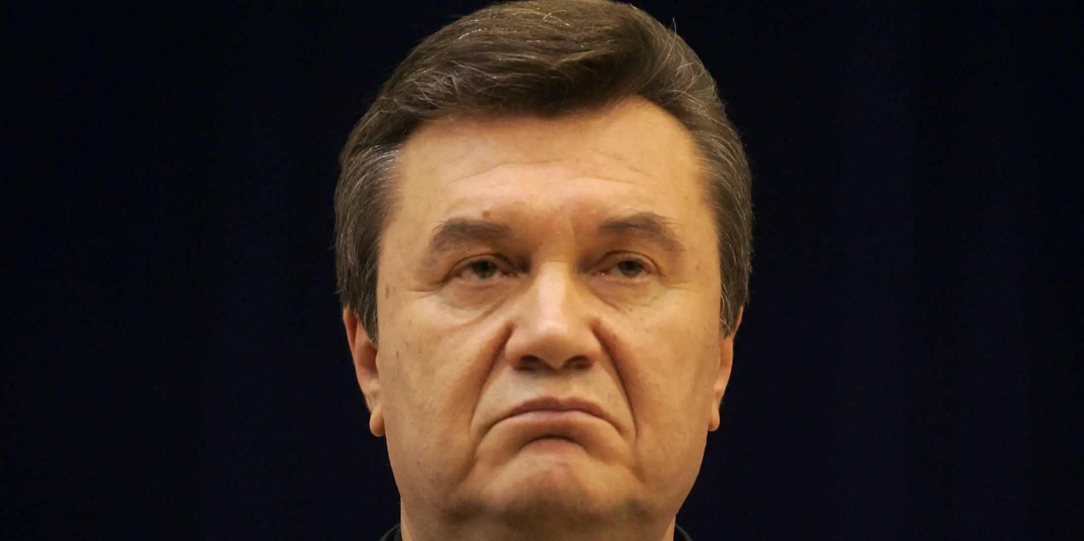 Viktor Yanukovych Ukraine