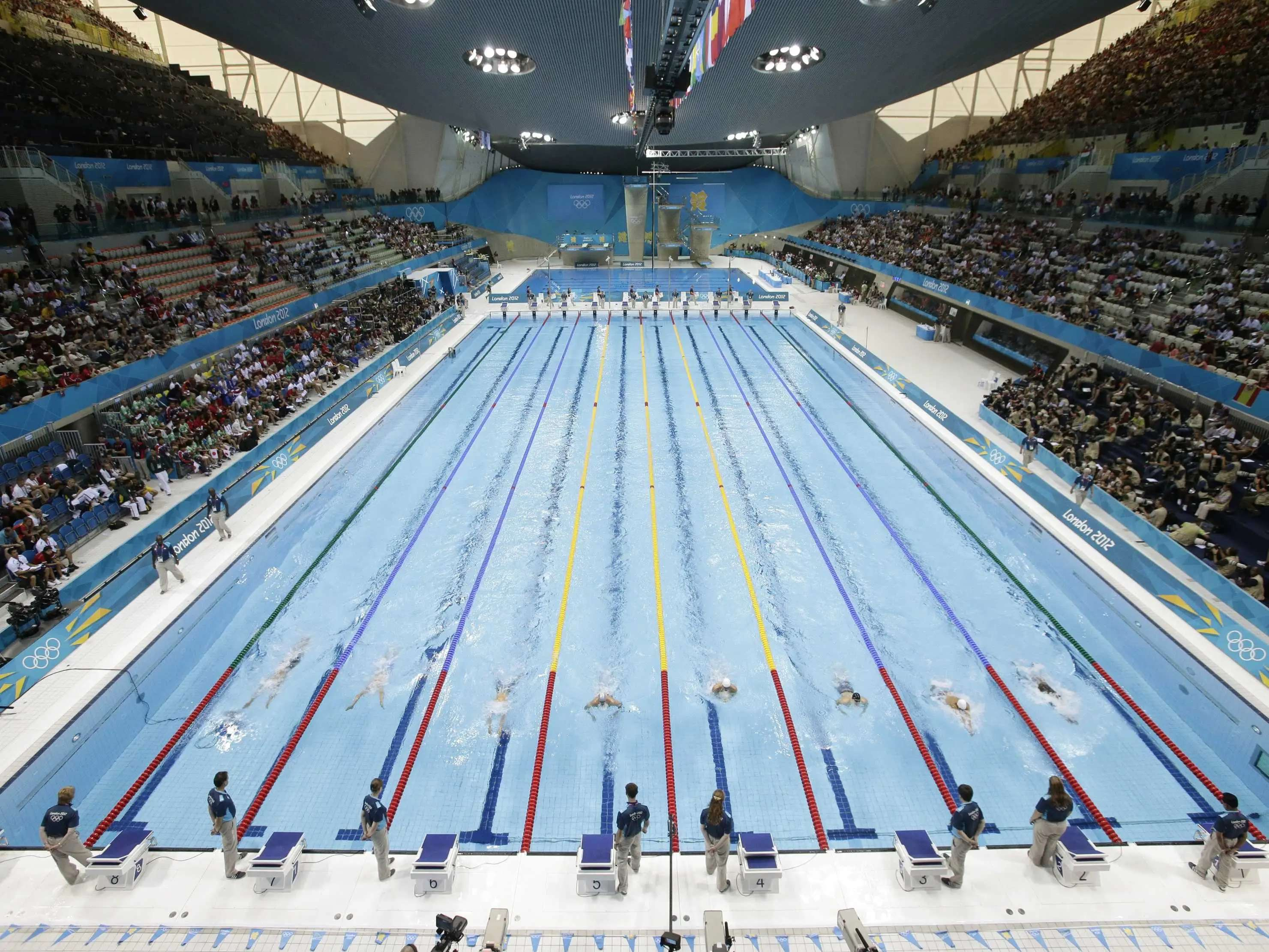 Russia's natural gas reserves are equivalent to about 13.2 billion Olympic size swimming pools.