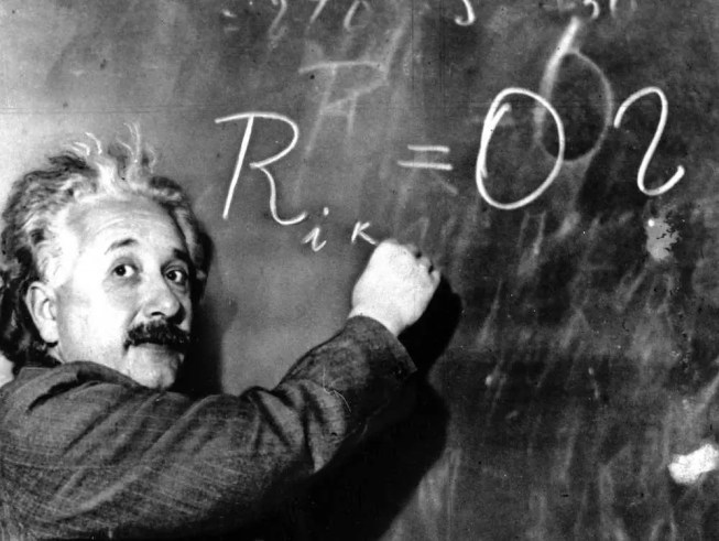 As a child, Albert Einstein had some difficulty communicating and learning in a traditional manner.