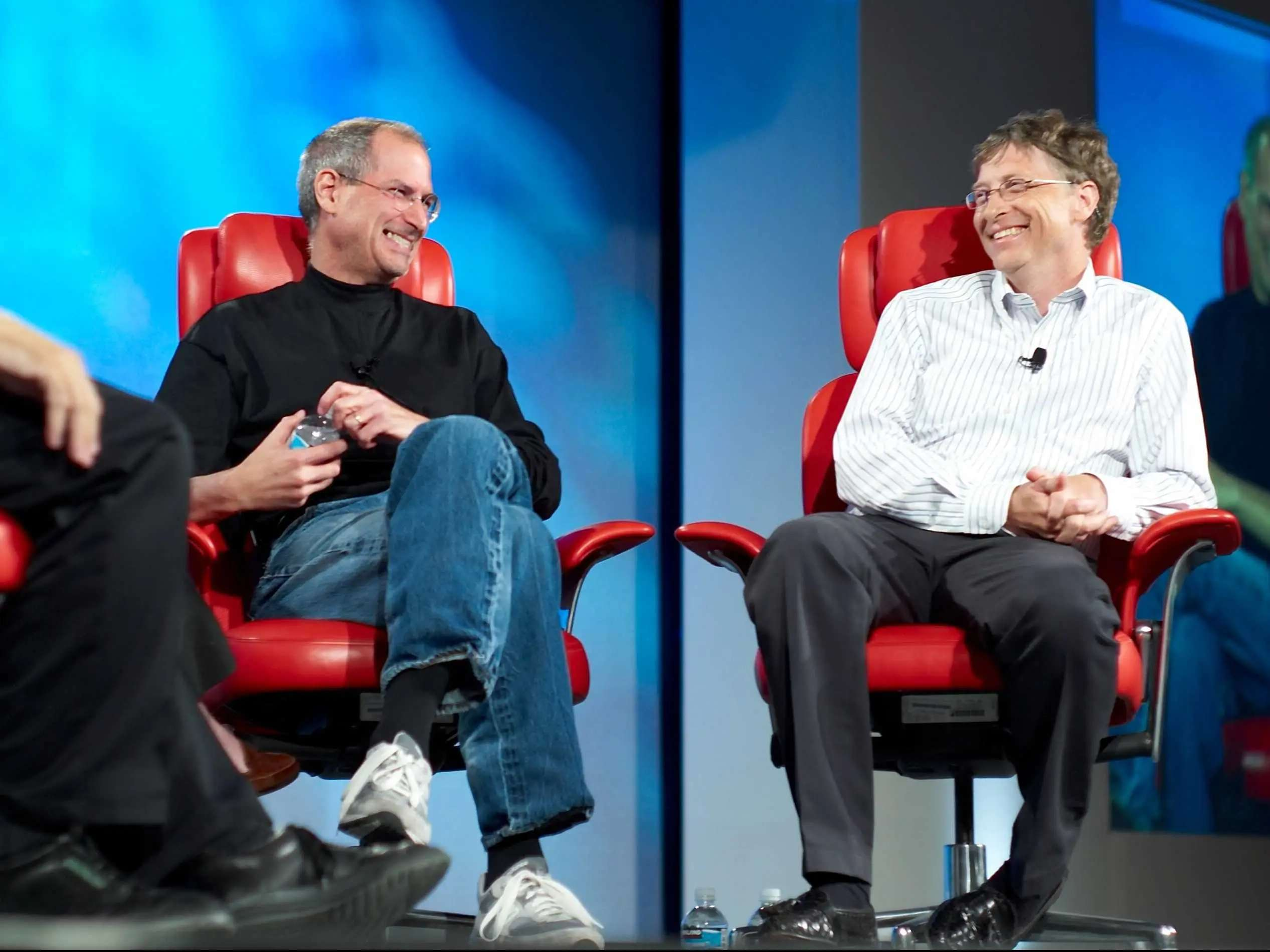 On working with Steve Jobs