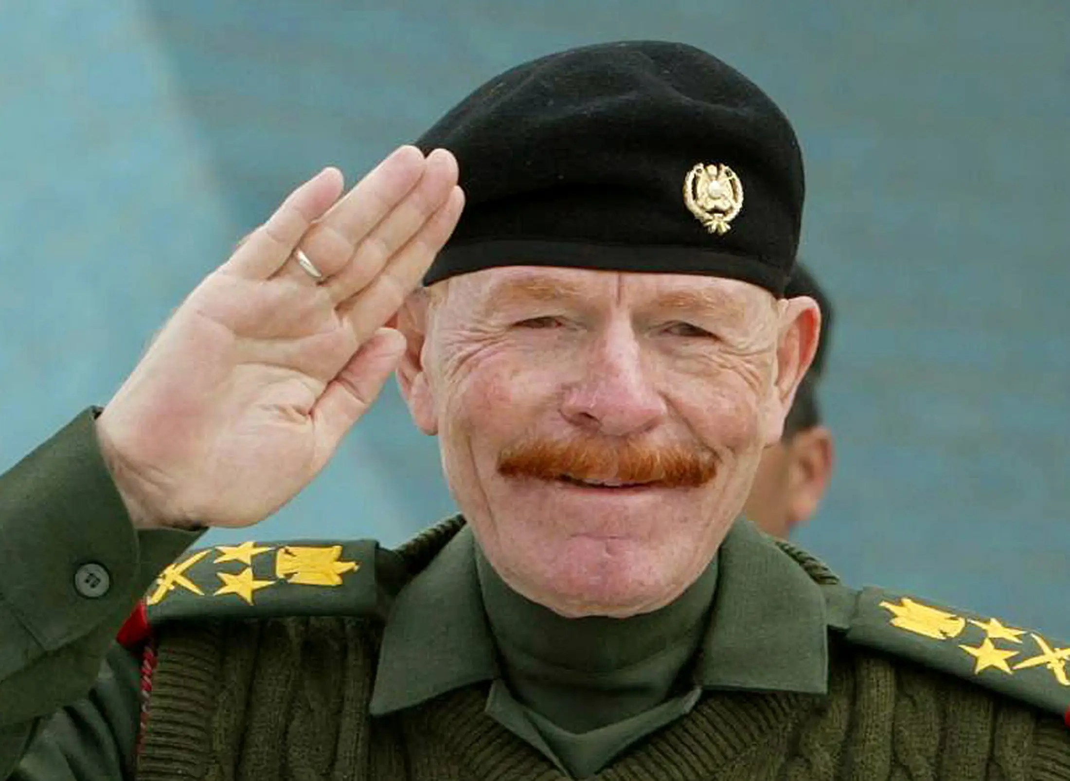 Izzat Ibrahim al-Douri was the king of spades