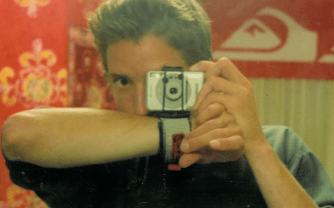 Here's a first prototype of GoPro. Woodman and his parents invested the initial $260,000 in GoPro. By the time he turned 30, GoPro generated $350,000 per year and it still hadn't raised money from VCs.