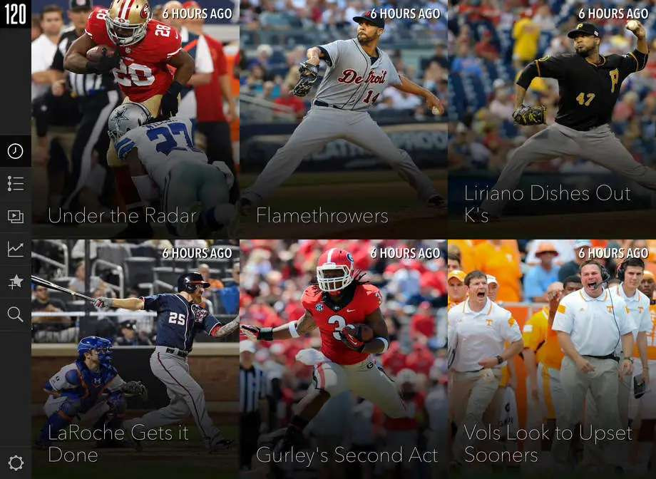 120 Sports is a great place to get expert commentary on trending sports topics.
