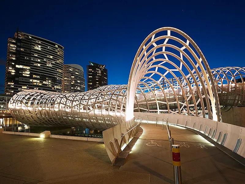 1. Melbourne, Australia (TIE)