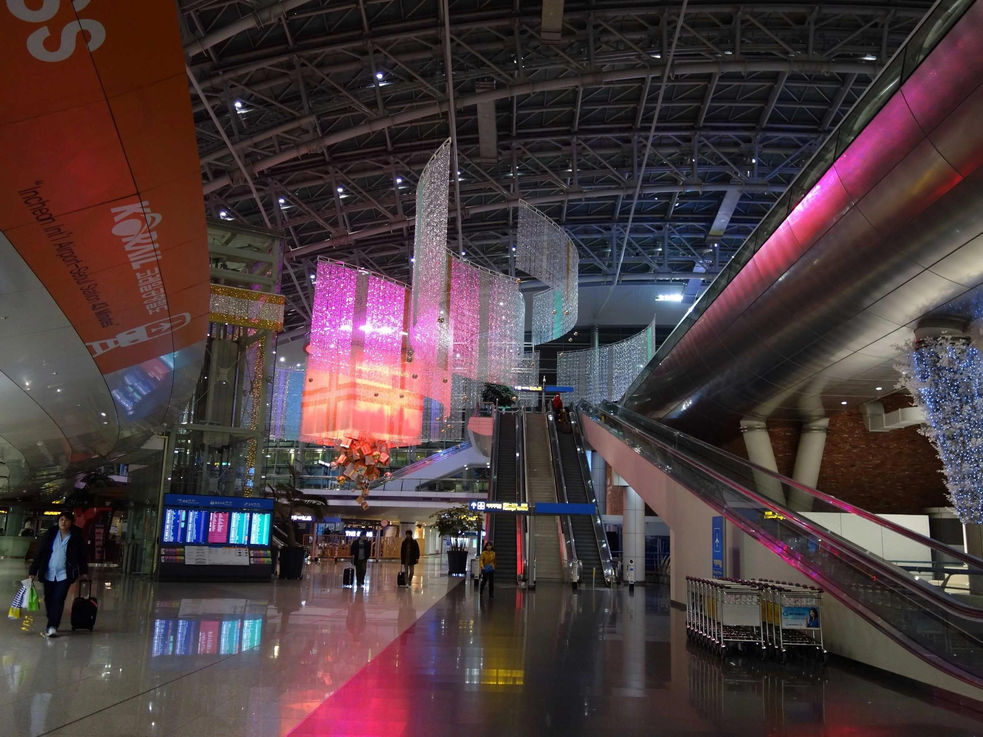 2. Incheon International Airport (ICN)