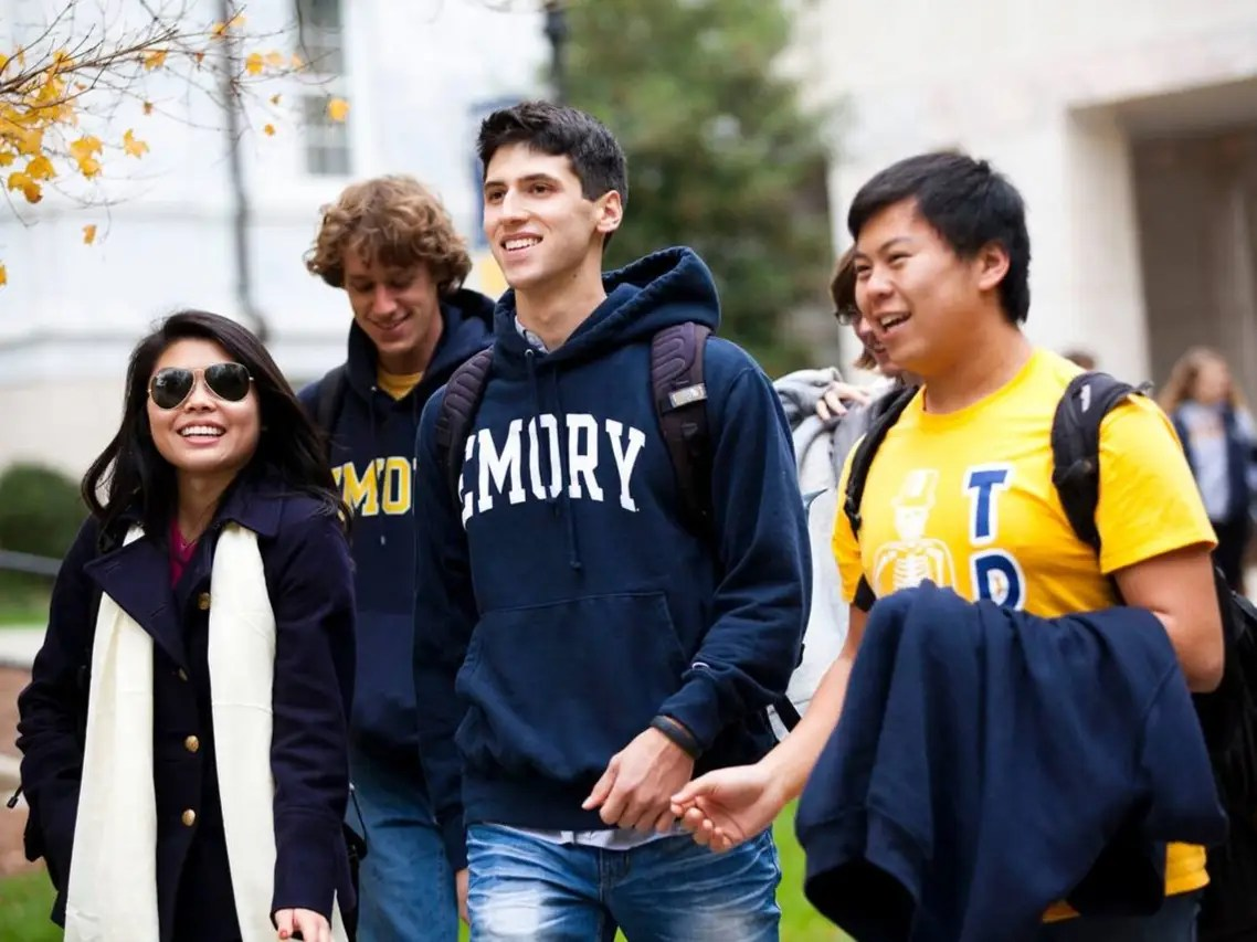 35. Emory University