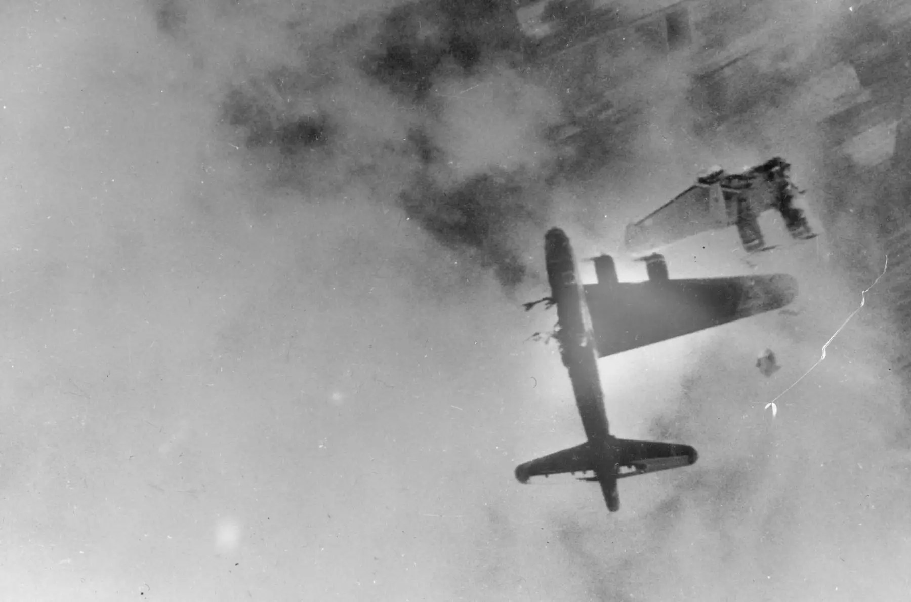 . Over 100,000Allied bomber crewmen were killed ove