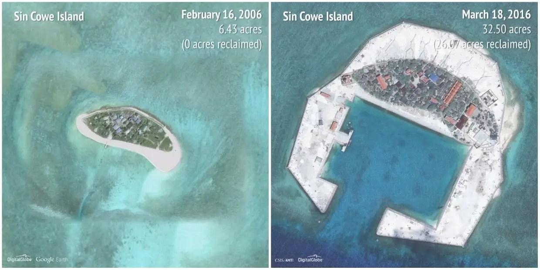 Sin Cowe Island: 2006 - 2016