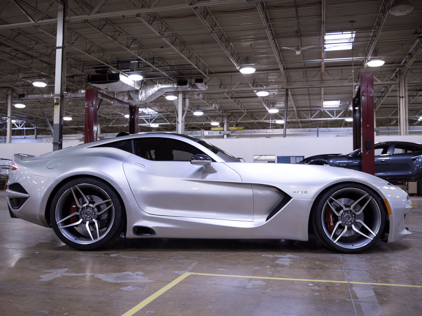 Fisker Force 1 Side