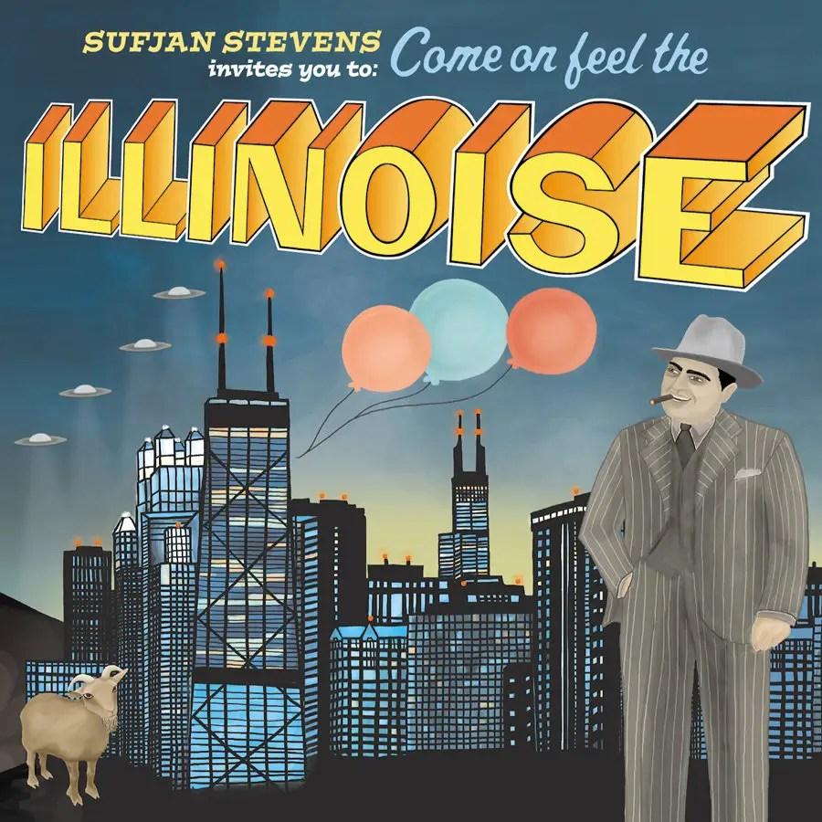 """2005: Sufjan Stevens —""""Illinois"""""""