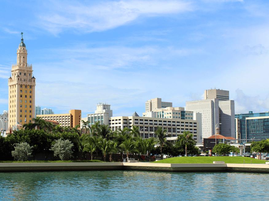 13. Miami, Floride - 19,4%