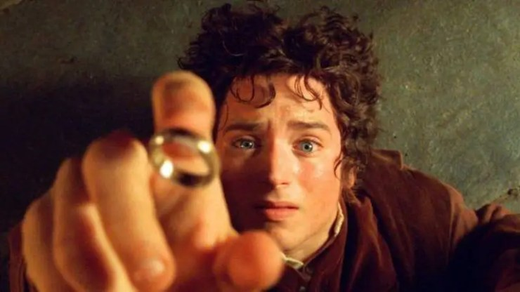 """2001: """"The Lord of the Rings: The Fellowship of the Ring"""""""