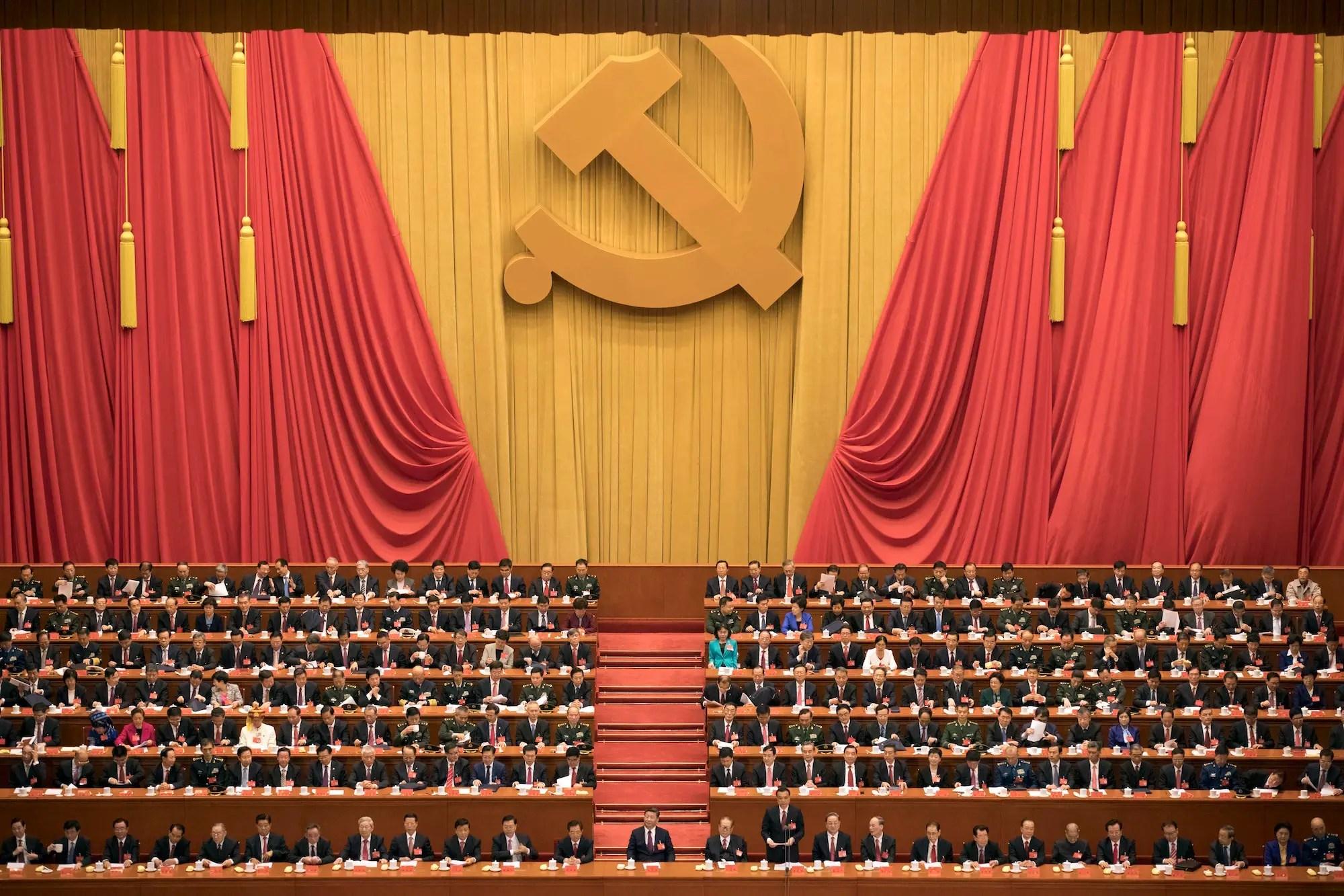 Xi Jinping congress china