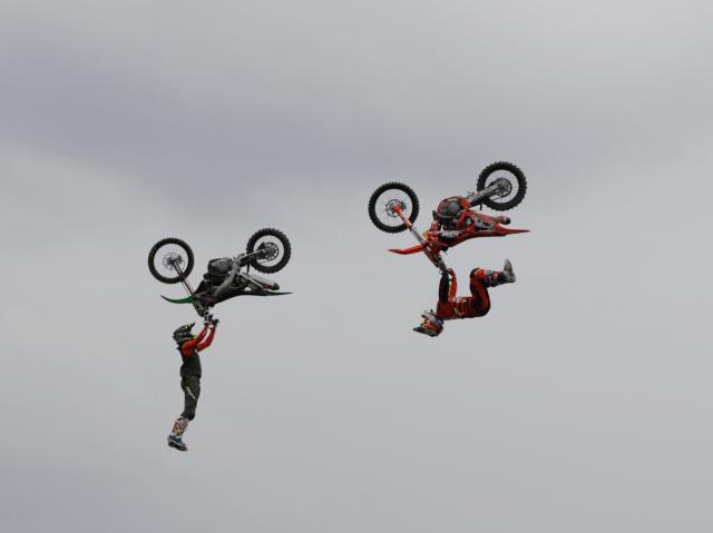 Italy motorcycle fair