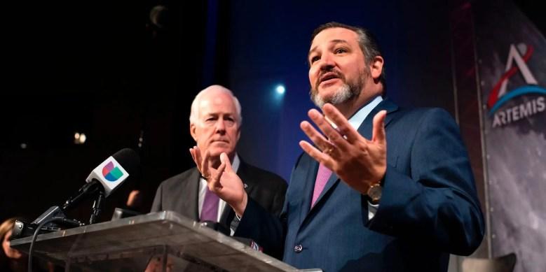 Ted Cruz John Cornyn
