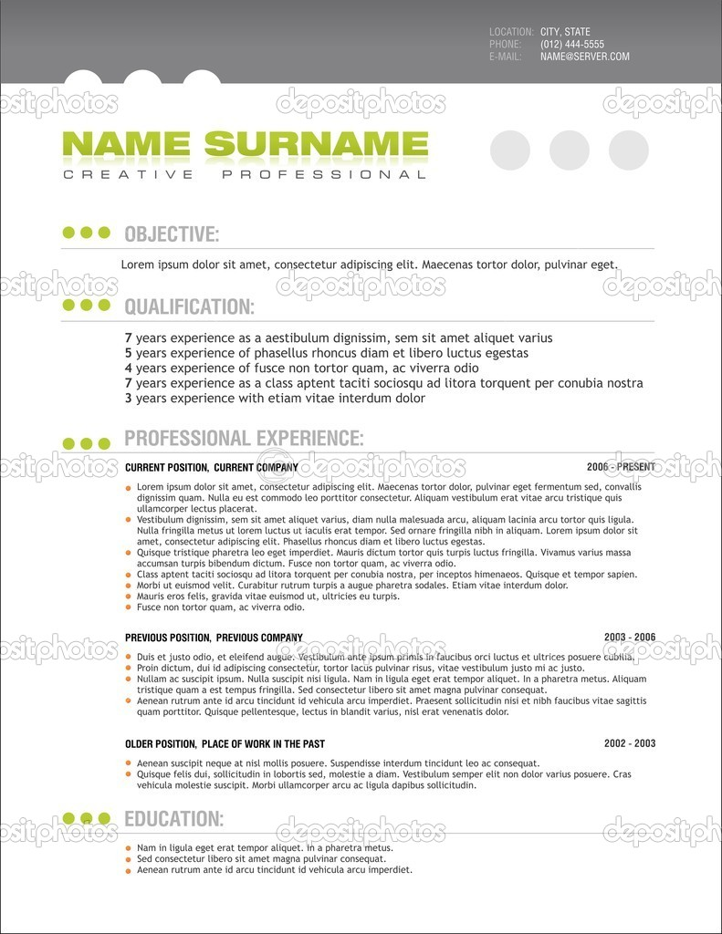 layout nice layout for resume template for marketing coordinator