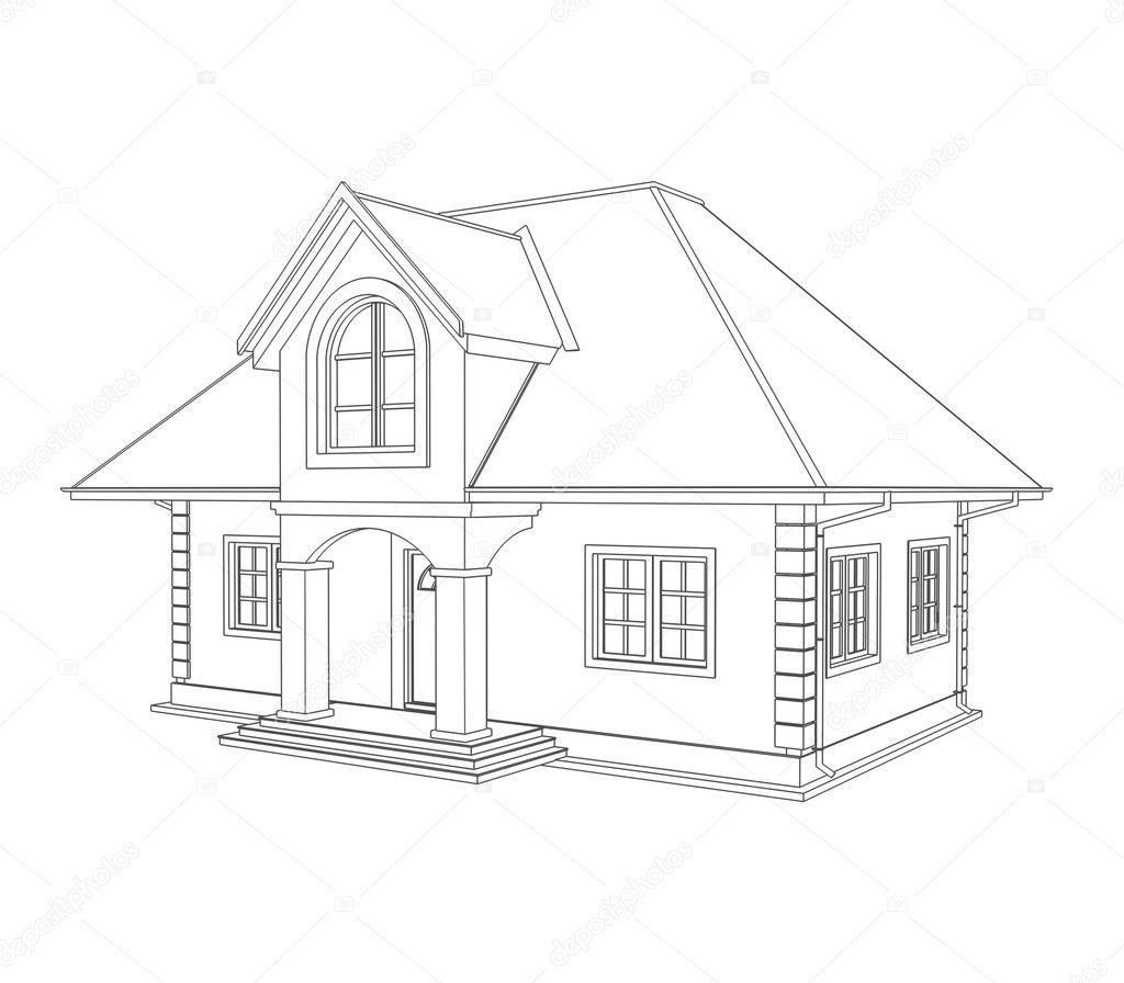 Hus Tekniska Draw
