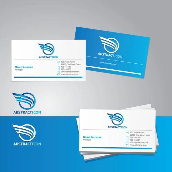 Vector business card — Stock Vector #6520178