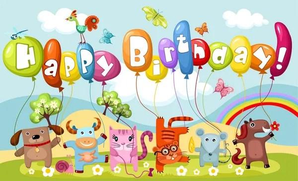 8 608 Birthday Dog Vector Images Free Royalty Free Birthday Dog Vectors Depositphotos