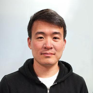 CEO James Park