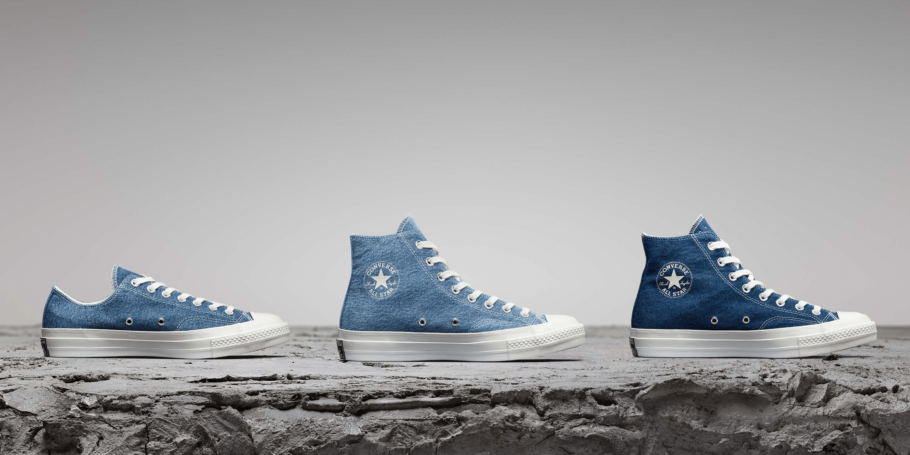 Converse Renew Denim Chuck 70s