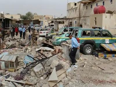 Iraq - # 9