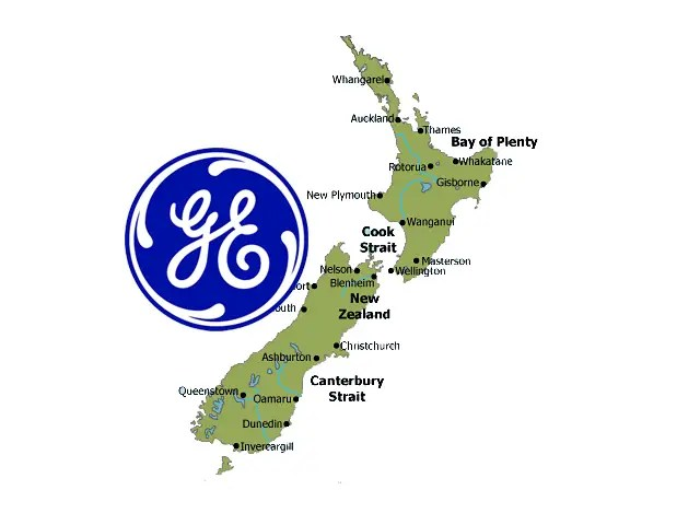 General Electric is bigger than New Zealand