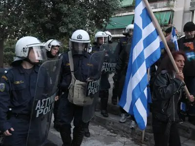 greece far-right fascists