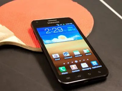 #4 Samsung (cell phone)