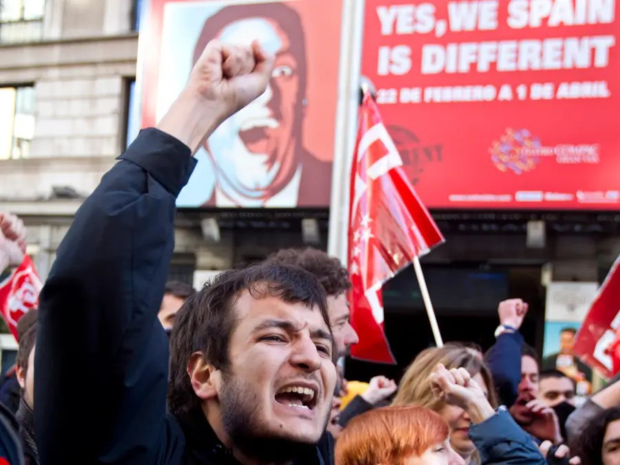 spain strike march 29 2012