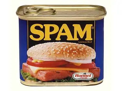 Spam Your Network