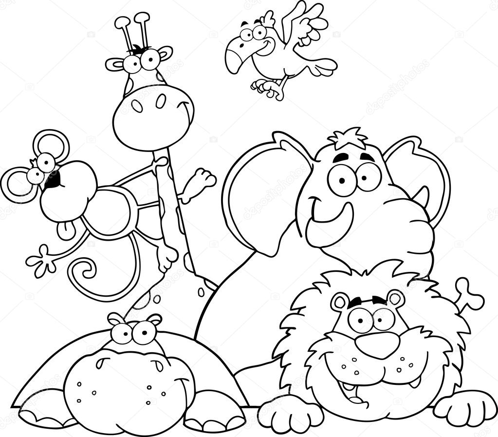 - Coloring Pages Animals Altztk. Baby Animals Coloring Pages Free