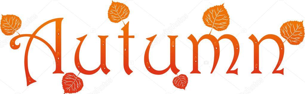 Image result for Autumn titel