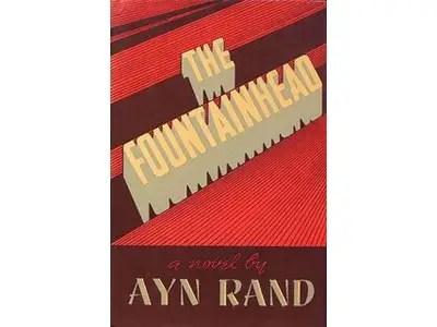 """""""The Fountainhead"""" by Ayn Rand"""