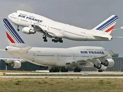 Air France (AF:FP)