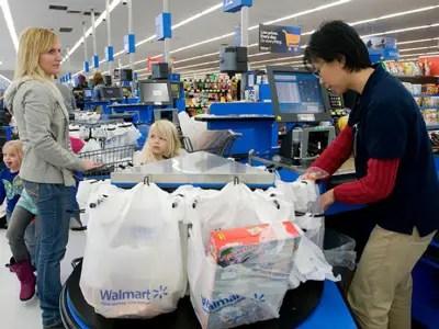 #13 Walmart