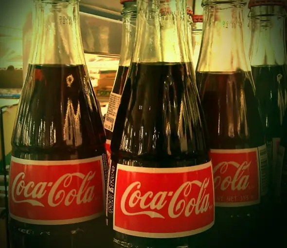 The price of a Coca-Cola bottle in 1944 was 5 cents. Today a similar size bottle costs 89 cents.