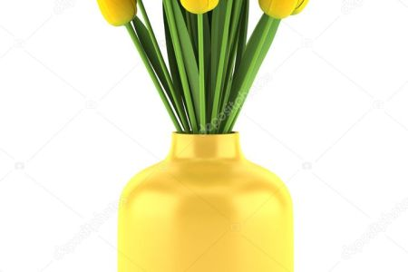 Download Wallpaper The Yellow Vase Full Wallpapers