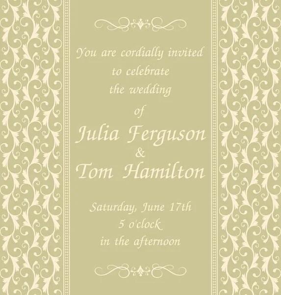 weddings wedding invitation templates and vintage wedding. vintage ...