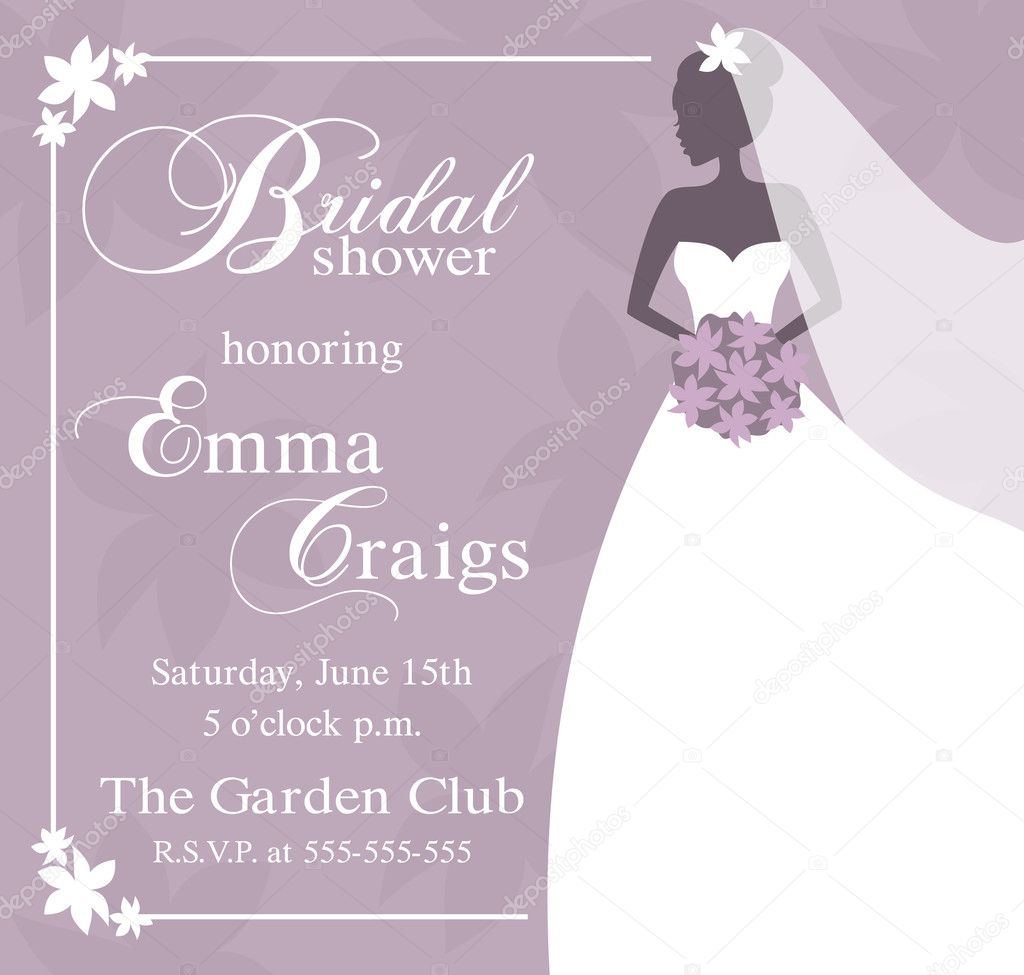 Wedding Shower Invitation Template 1000 images about bridal – Wedding Shower Invitations Online