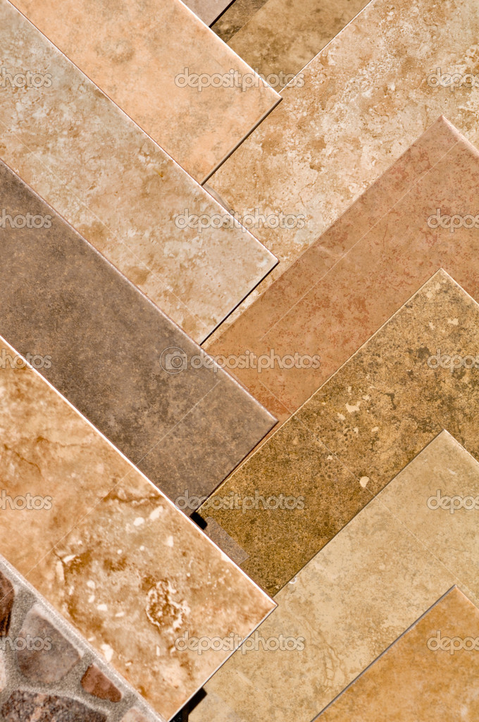 brown stone tile samples stock photo image by c slickspics 10029621