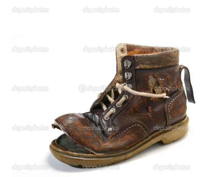Zapatos Viejos 2 Stock Photo And Royalty Free Images On Fotolia Com Pic 3251110